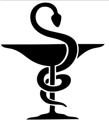 Pharmaceutical Symbols Around The World Pharmakon
